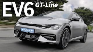기아 EV6 GTLine, 300마력 미만 접어! 400km 이하 접어!