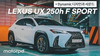 역동적인 디자인과 사운드를 더했다  렉서스 UX 250h F SPORT 리뷰 (자동차/리뷰/시승기)