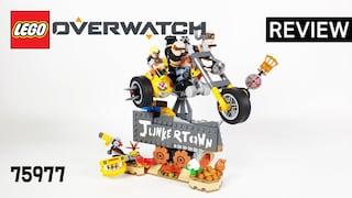 레고 오버워치 75977 정크랫과 로드호그(LEGO Overwatch Junkrat & Roadhog)  리뷰_Review_레고매니아_LEGO Mania