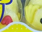 이쁜 모양의 푸젠 홀리우드 `병아리모양 머쉬멜로`