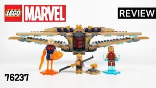 레고 마블 76237 생츄어리2 엔드게임 전투(LEGO Marvel Sanctuary2 Endgame Battle)  리뷰_Review_레고매니아_LEGO Mania