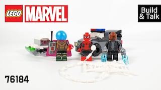 [조립&수다] 레고 마블 76184 스파이더맨 대 미스테리오 드론 공격(SpiderMan vs. Mysterio's Drone Attack)  레고매니아_LEGO Mania
