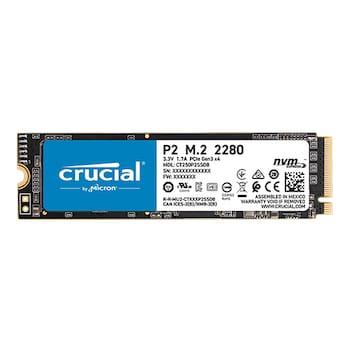 마이크론 Crucial P2 M.2 NVMe 아스크텍 (2TB)