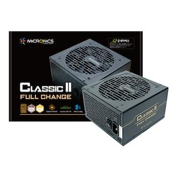 마이크로닉스 Classic II 풀체인지 500W 80PLUS 230V EU