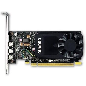 NVIDIA 쿼드로 P400 MDP to DP D5 2GB 엔비디아코리아 정품