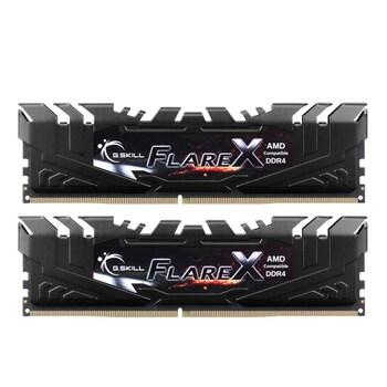 G.SKILL DDR4-3200 CL14 FLARE X 블랙 DUAL 패키지 (32GB(16Gx2))