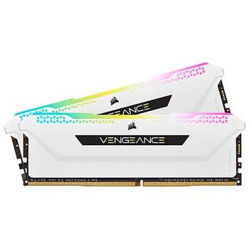 CORSAIR DDR4-3600 CL18 VENGEANCE RGB PRO SL WHITE 패키지 (32GB(16Gx2))