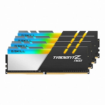G.SKILL DDR4-3200 CL16 TRIDENT Z NEO 패키지 (32GB(8Gx4))