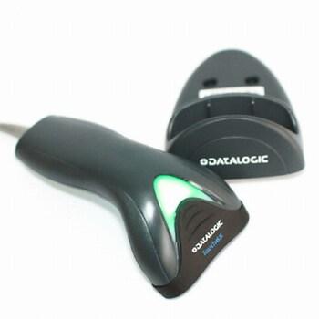 데이타엔로직 TD1100 CCD 바코드스캐너 블랙 USB (정품 거치대 포함)