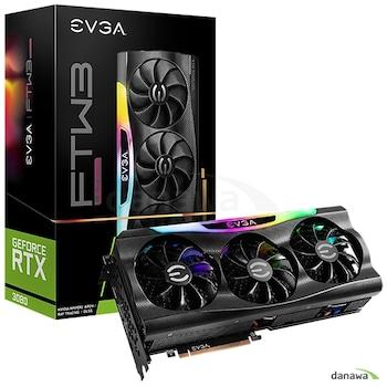 (채굴가능/실재고보유) EVGA 지포스 RTX 3080 FTW3 ULTRA GAMING D6X 10GB
