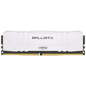 마이크론 Crucial Ballistix DDR4-3200 CL16 White (8GB)