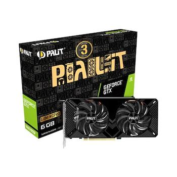 (채굴가능/새제품/실재고보유) PALIT 지포스 GTX 1660 SUPER GAMINGPRO NL D6 6GB