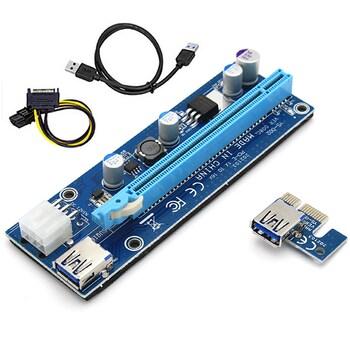 AONE PCIe 16x 008C 라이저 카드