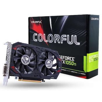 (실재고보유) COLORFUL 지포스 GTX1050 Ti NE D5 4GB