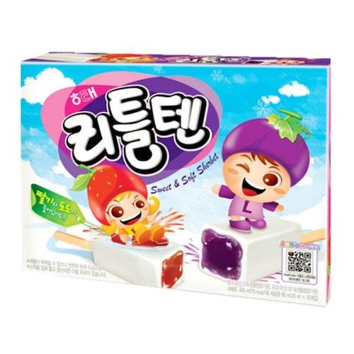 해태제과 리틀텐 아이스크림 350ml (6개) 종합정보 행복쇼핑의 시작 ...