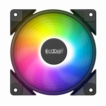 PCCOOLER HALO 120 RGB SYNC PWM