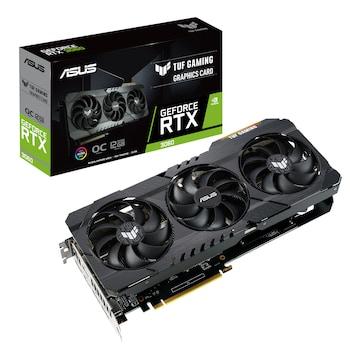 ASUS TUF Gaming 지포스 RTX 3060 O12G OC D6 12GB