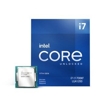 인텔 코어i7-11세대 11700KF (로켓레이크S) (정품)
