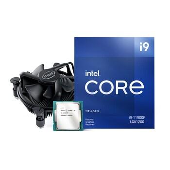 인텔 코어i9-11세대 11900F (로켓레이크S) (정품)