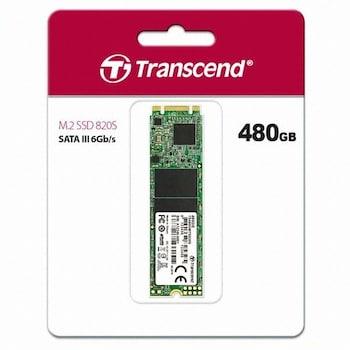 트랜센드 MTS820S M.2 2280 (480GB)