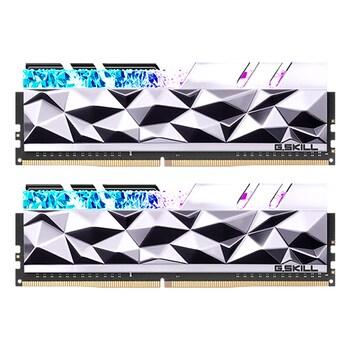 G.SKILL DDR4-3600 CL16 TRIDENT Z ROYAL ELITE 실버 패키지 (32GB(16Gx2))