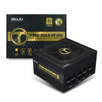 아이구주 TITAN GF-850 80PLUS GOLD Full Modular