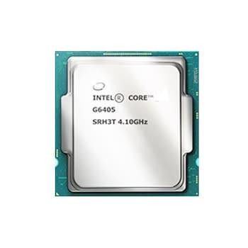 인텔 펜티엄 골드 G6405 (코멧레이크S 리프레시) (벌크)