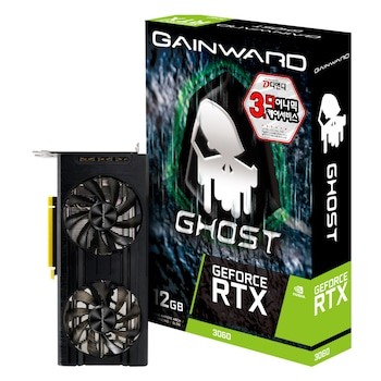 GAINWARD 지포스 RTX 3060 고스트 D6 12GB LHR