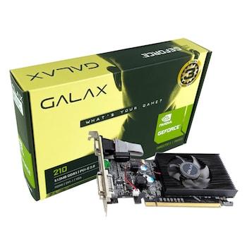 갤럭시 GALAX 지포스 G210 PLUS D3 512MB LP