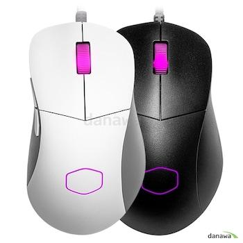 쿨러마스터 MM730 Wired Mouse (블랙)
