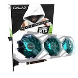 갤럭시 GALAX 지포스 RTX 3080 EX Gamer WHITE OC D6X 10GB